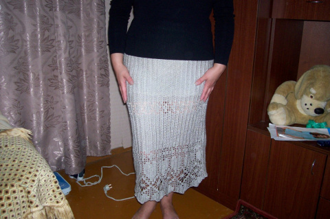 Моя новая юбка
