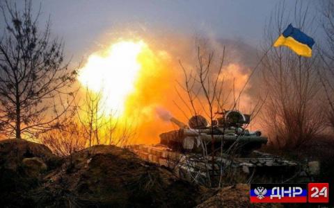 ВСУ обстреливают жилые кварталы ЛДНР