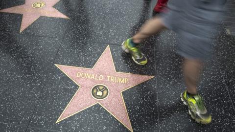 Сексуальный скандал в Голливуде. Причём здесь Трамп?