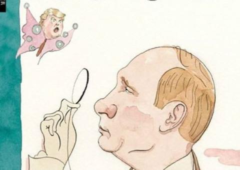 The New Yorker: Трамп, Путин и новая холодная война. Что стоит за российским вмешательством в выборы 2016 года