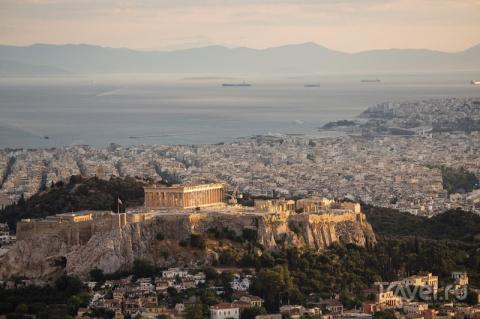 Моя теплая ламповая Греция: …
