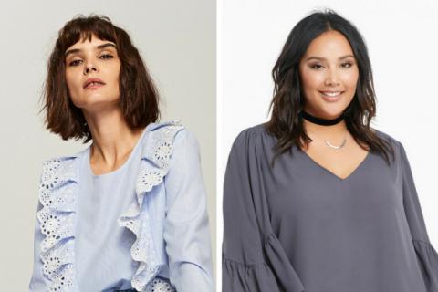 5 правил, как носить главные тренды сезона пышным девушкам, чтобы выглядеть стройнее