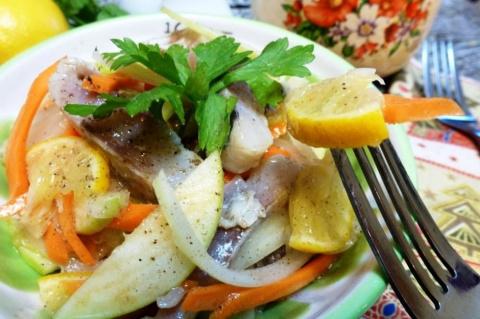 Вкуснейший салат для любител…