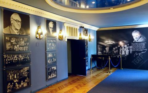 Театр имени Бориса Покровского станет частью Большого