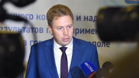 Губернатор Севастополя возгл…