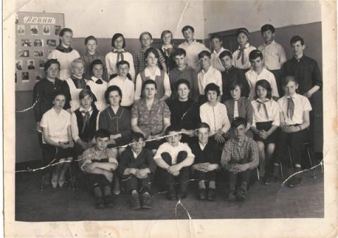 Встреча с одноклассниками