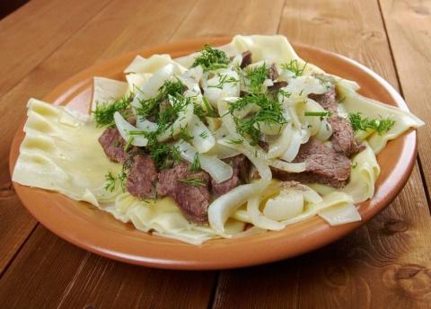Бешбармак — мясо по-казахски