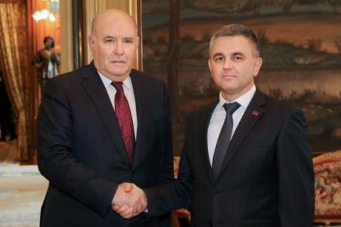 Президент Приднестровья обсу…
