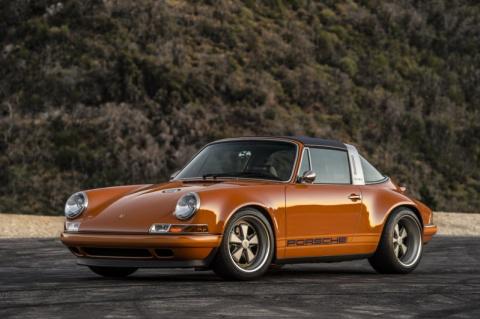 Два классических Porsche от ателье Singer