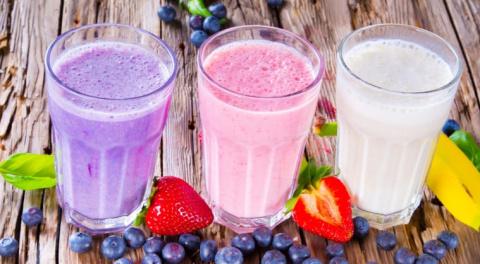Смузи - вкусная микстура здоровья! Сколько нужно пить воды с вашим весом ?