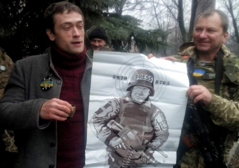 """Доигрались: на друзей актера Пашинина из """"Правого сектора"""" завели дело"""