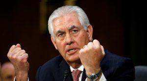 Тиллерсон поддержал вариант Путина по миротворцам на Донбассе, — Washington Post