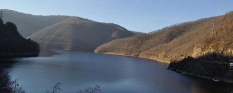 Монстр из румынского озера