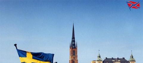 Швеция нанесла удар по Украи…