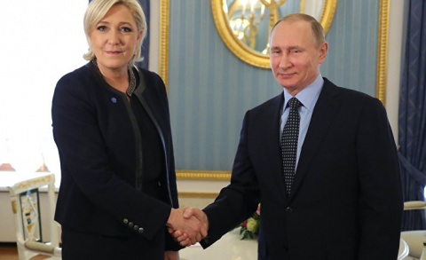 На пост президента Франции П…