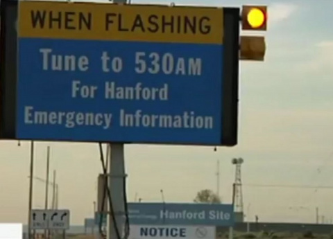 Хэнфордская «Фукусима»: США …