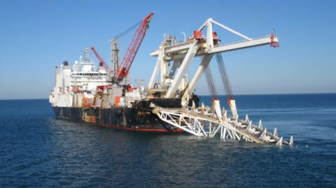 В Турции началось строительство приемного терминала «Турецкого потока»: Пикин заявил о досрочной сдаче первой нитки...
