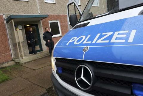 Немецкая полиция не стала арестовывать подозреваемых в терроризме после спецоперации