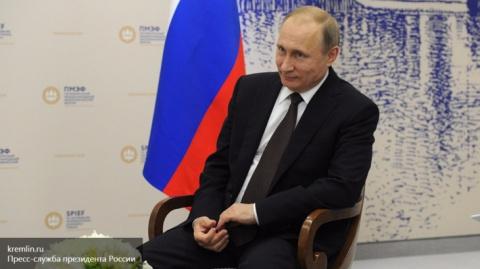Путин пропустит открытие Оли…