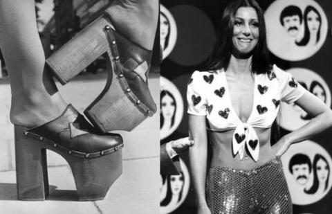 15 модных трендов 70-х, которые ушли и обещали не возвращаться