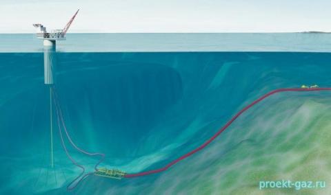 Shell пришлось продать долю в уникальном норвежском газопроводе