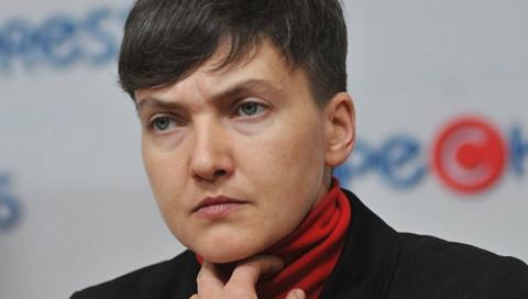Савченко будет участвовать в выборах президента Украины в 2019 году