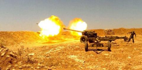 Боевики атаковали Алеппо, но…