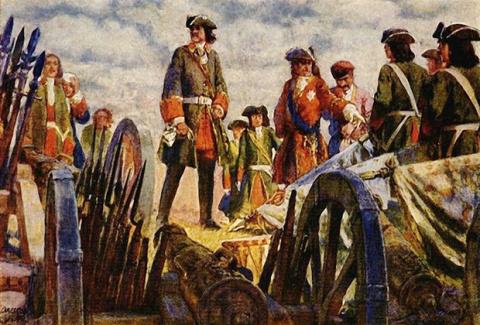 Металлургическая империя Демидовых на Урале
