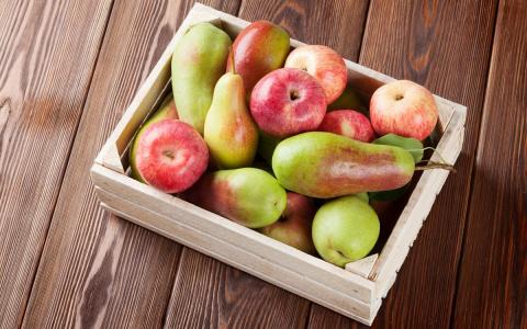 Как сохранить яблоки и груши…