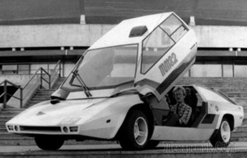 10 уникальных советских авто…