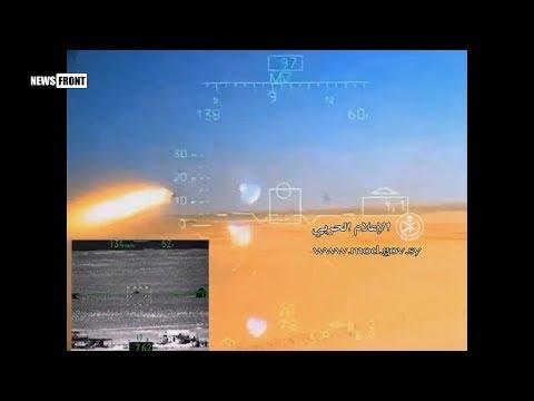 Сирия: ВКС России уничтожили колонну ИГИЛ