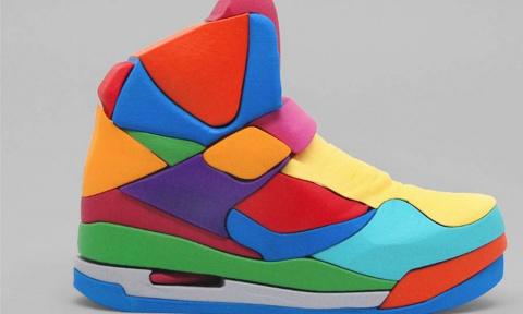 3D-головоломка-туфля