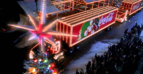 Рождественская реклама Coca-…