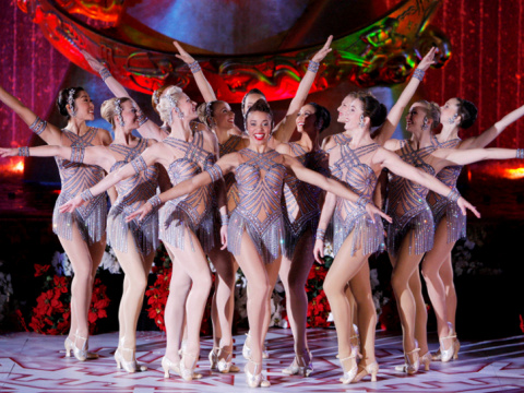 НАШ ТАНЦЗАЛ. The Rockettes