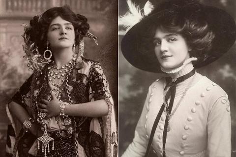 Жизнь как вспышка: как сложилась судьба самой фотографируемой девушки начала 20 века