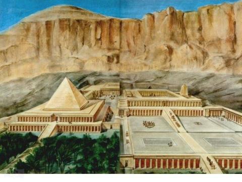 Война, золото и пирамиды… Пи…