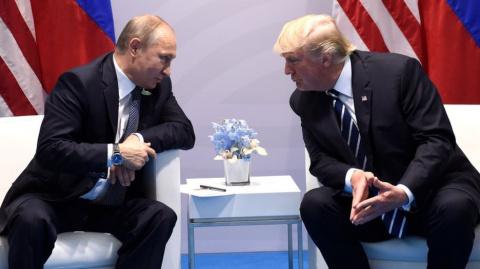 Трамп назвал свою встречу с …