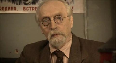 Актер Борис Романов доставле…