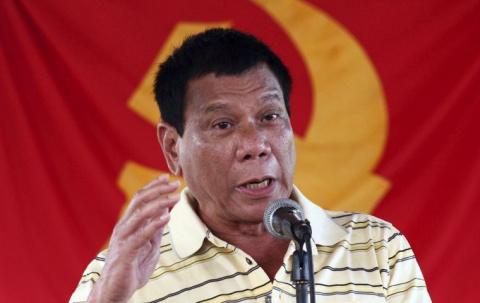 Президент Филиппин заявил о …