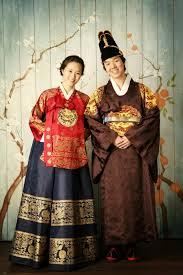 Корея. Семейные обряды и обычаи.
