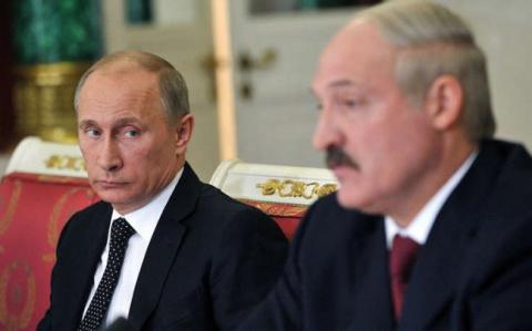 Транзитный козырь Лукашенко:…