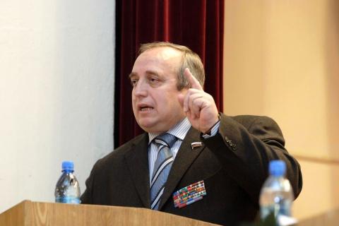 Клинцевич: Россия будет бойк…