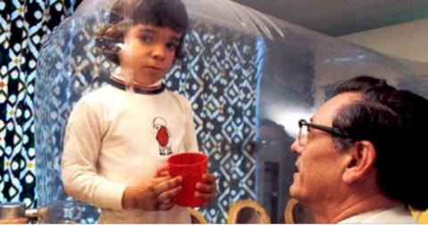 «Мальчик в пузыре»: ребенок …