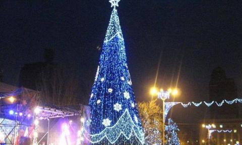 Донецк – в преддверии Нового Года