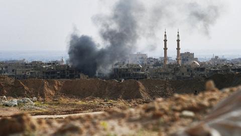 Новости Сирии. Сегодня 16 мая 2017