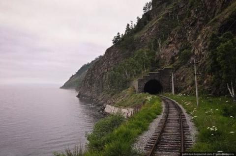 Кругобайкальская железная дорога (КБЖД)