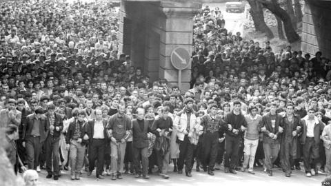 Трагедия в Тбилиси 1989 года…