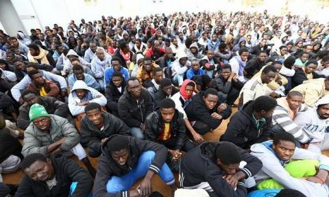 Захват Европы мигрантами как…