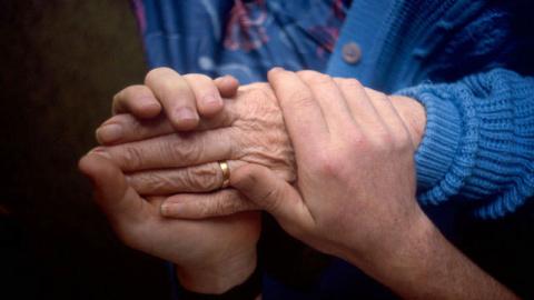 Планета рук.