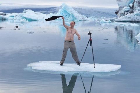 Фотографы. Процесс создания шедевра со стороны